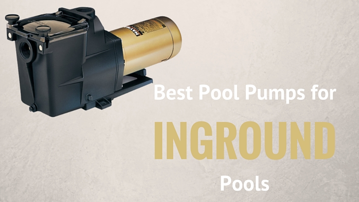 Best Pool Pumps for Inground Pools - 5 Minute Pool   The ...